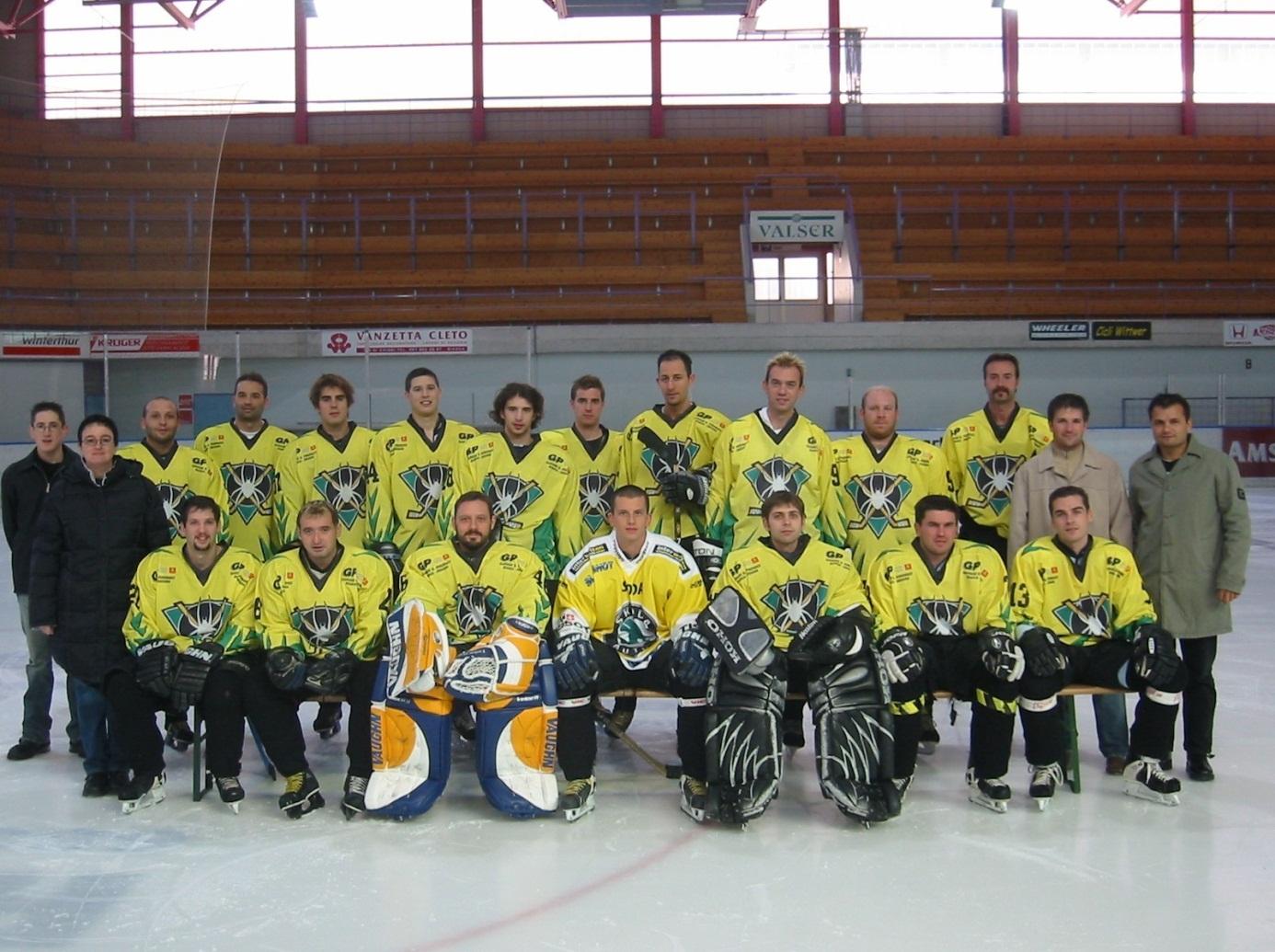 Storia 2001/2002